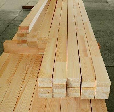 Frame timber Skeleton beam Lesobalt LLC, Kaliningrad