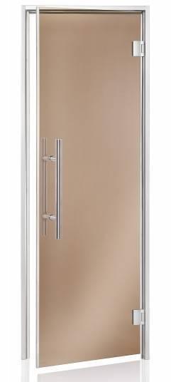 Steam doors ANDRES AU Lux Sauna doors