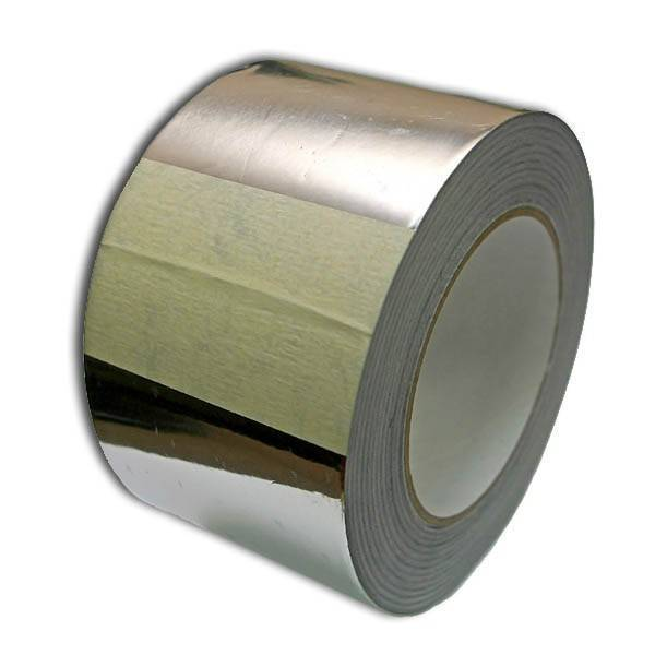 Raw materials for installation of saunas Aluminium tape 50 m