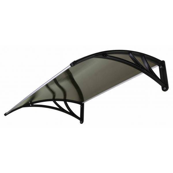 Polycarbonate Canopy Canopy over an entrance