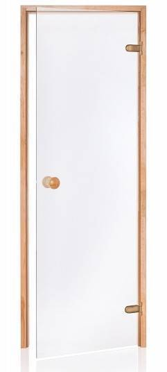 Saune Vrata za saune ARIX 70*190 transparentna