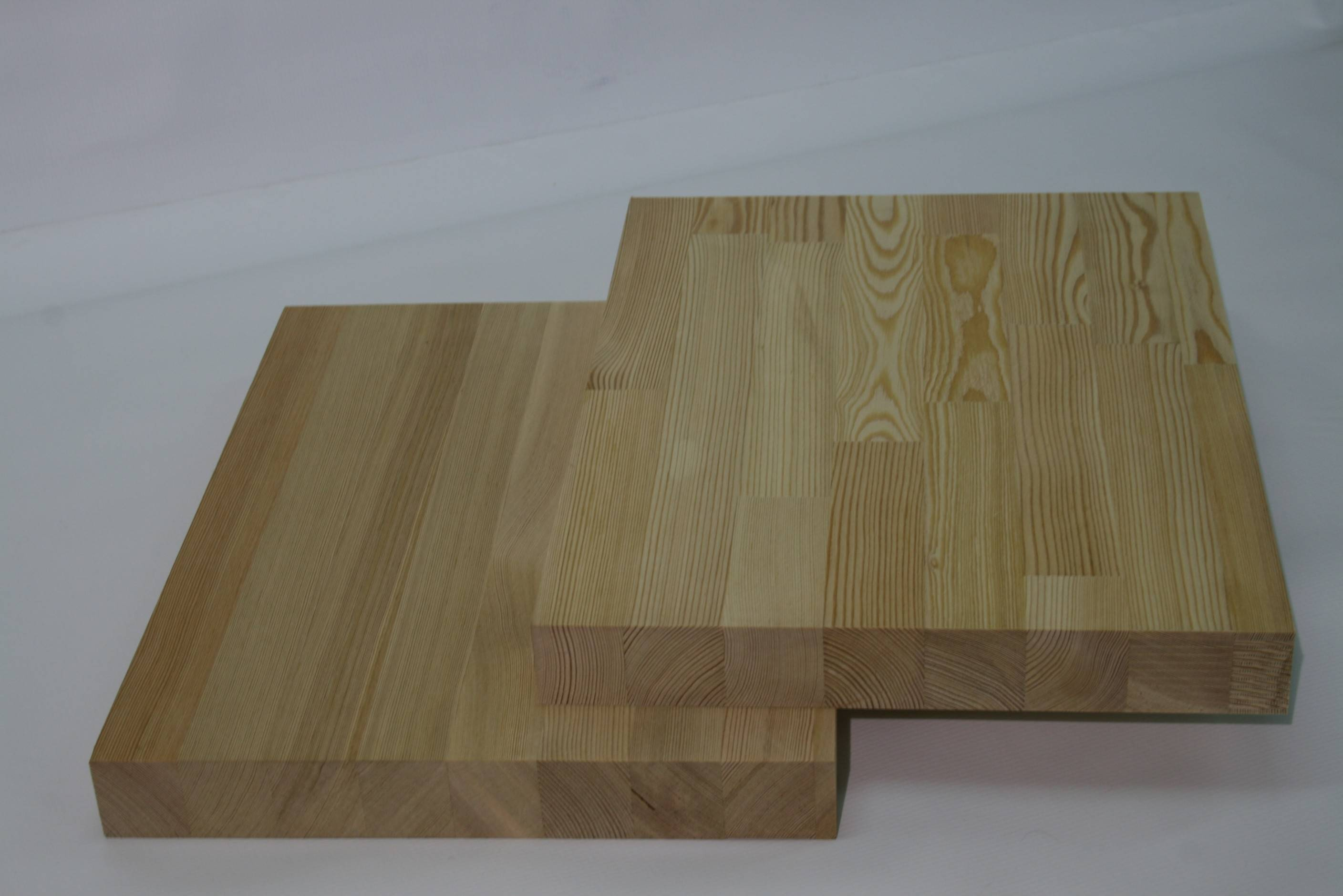 Glued board Steps made from Siberian larch ARIX