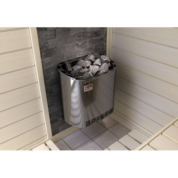 Electric heaters for sauna SAWO Scandia SCA-90NS 9kW Sawo Inc