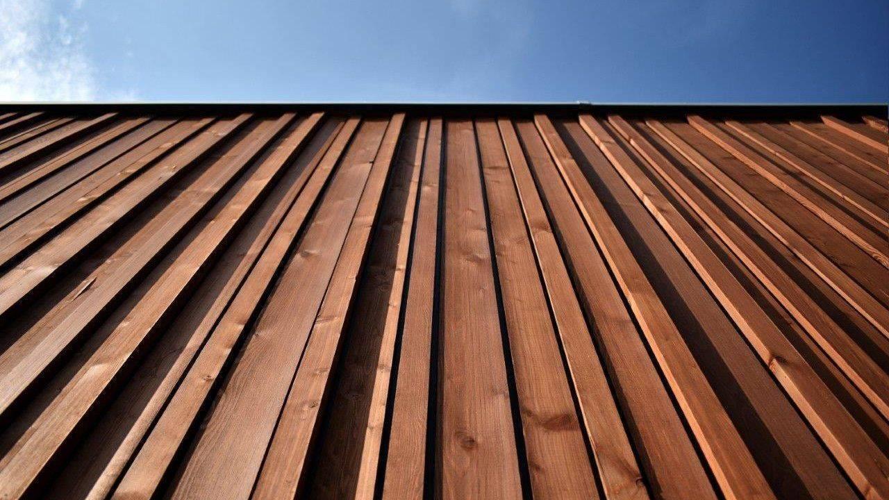 Деревянный фасад Фасадная доска 69x28, 69x40, 96x22, 121x22 ARIX-Contrast из Лиственницы ARIX, Сербия