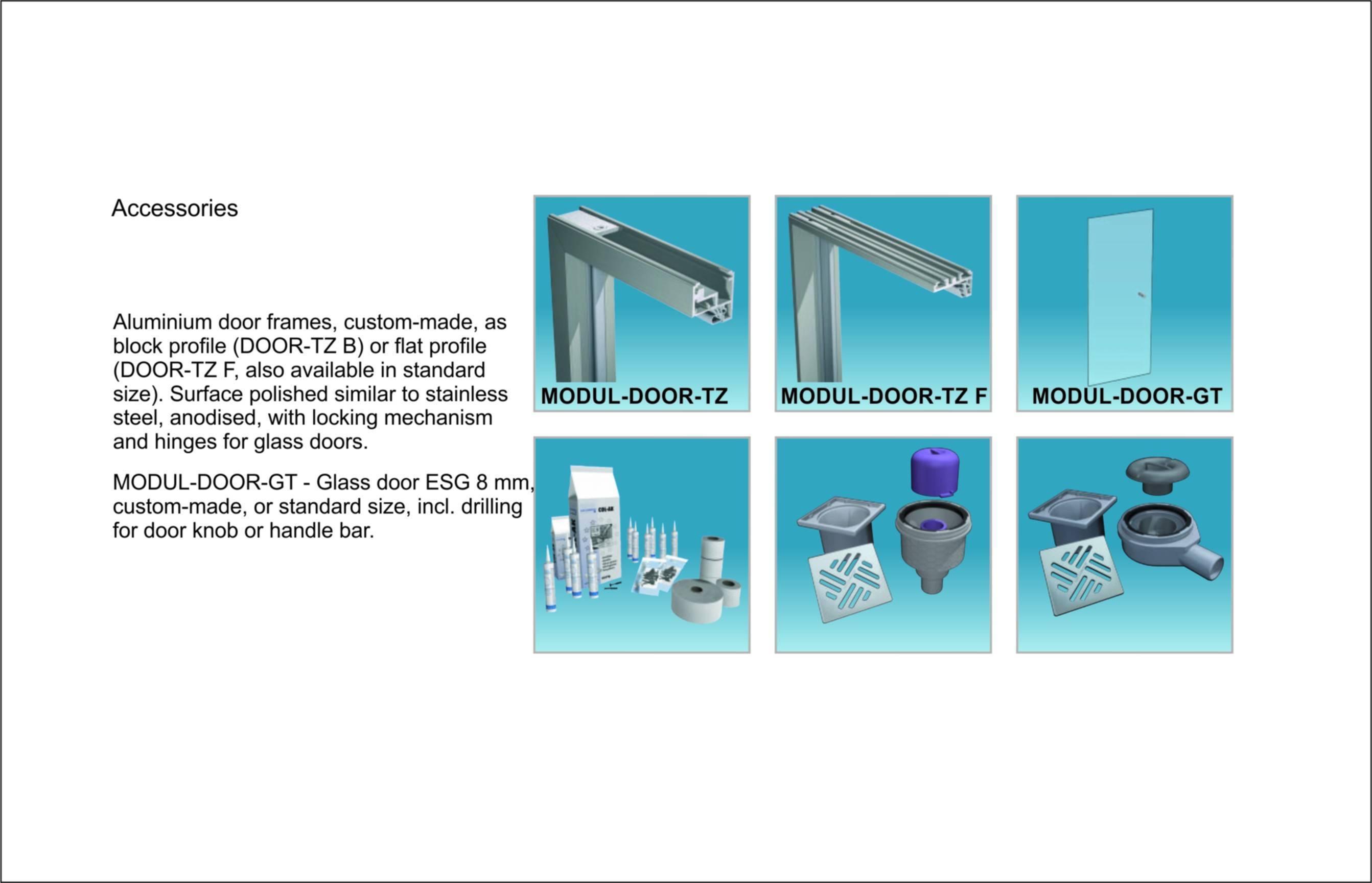Hamam (tursko kupatilo) LUX-ELEMENTS-MODUL (Parna kupatila/ konstrukcije soba)