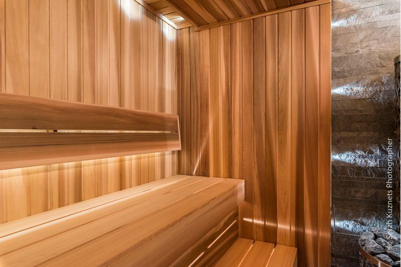 Lamperija za saune Lamperija od crvenog Kanadskog Kedra
