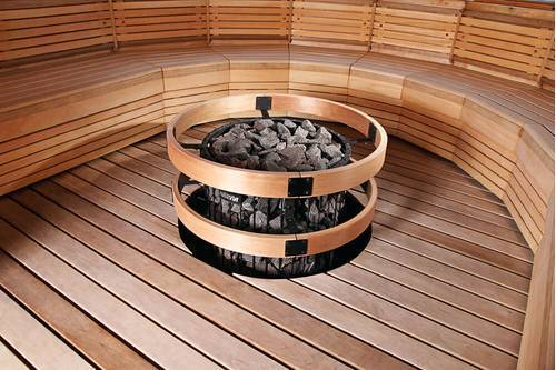 Electric heaters for sauna Electric oven with stones Harvia Legend Harvia
