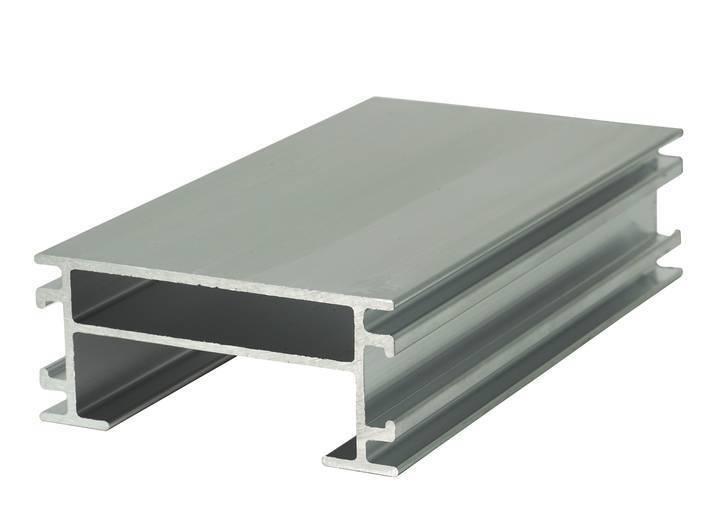 Elementi za montiranje terase Metalna aluminijska  ultra-tankekonstrukcija za montazu terase Rela U Fixing Group