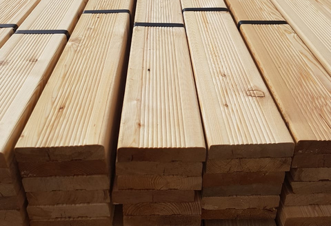 Terrase Decking larch Rustik ARIX