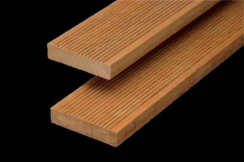 Drveni podovi Deking 27×120, 27x140 od Sibirskog Ariša Antislip ARIX