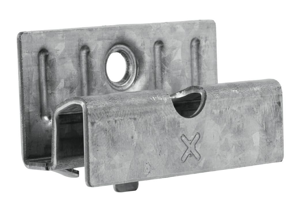 Elementi za montiranje fasada DEKORA sistem za ugradnju na fasadu Fixing Group