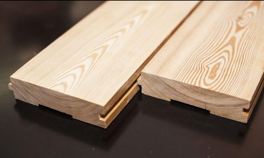 Wooden floors Larch floorboard 20x90, 28x90 ARIX