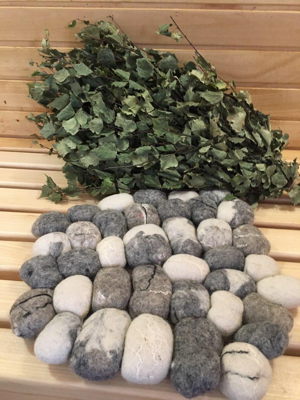 Sauna rekviziti Tepih za Saune od vune