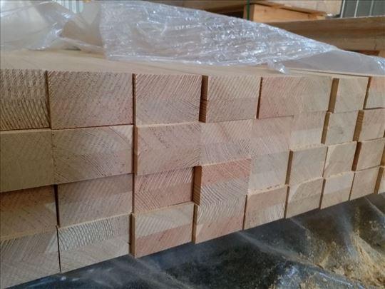 Lamelirani Stubovi  za Grede za Prozore od Sibirskog Ariša Lamelirane grede (podkonstrukcija) od Sibirskog Arisa  40 x 60, 40 x 80 Lesobalt, Kaliningrad