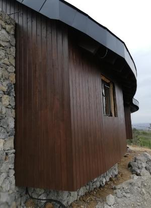 Daska za fasade (zidne obloge od Ariša)