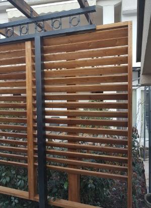 Dekorativna ograda od Ariša