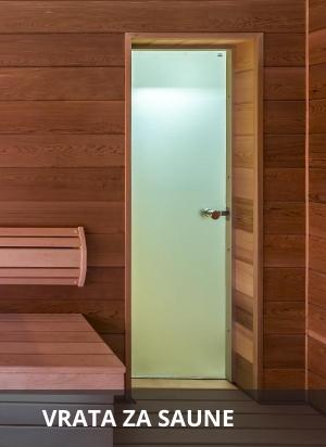 Vrata za saune
